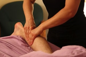 mary leg massage